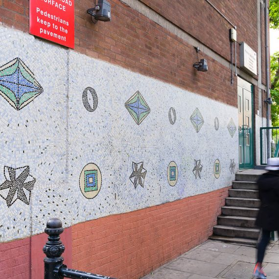 Wornington Mosaic | Miles Watson